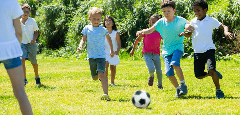 Reasons Kids Should Play Sports
