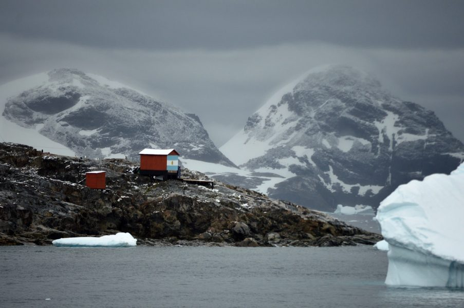 An ice-exploring app! Student co-creation intrigued by Antarctica