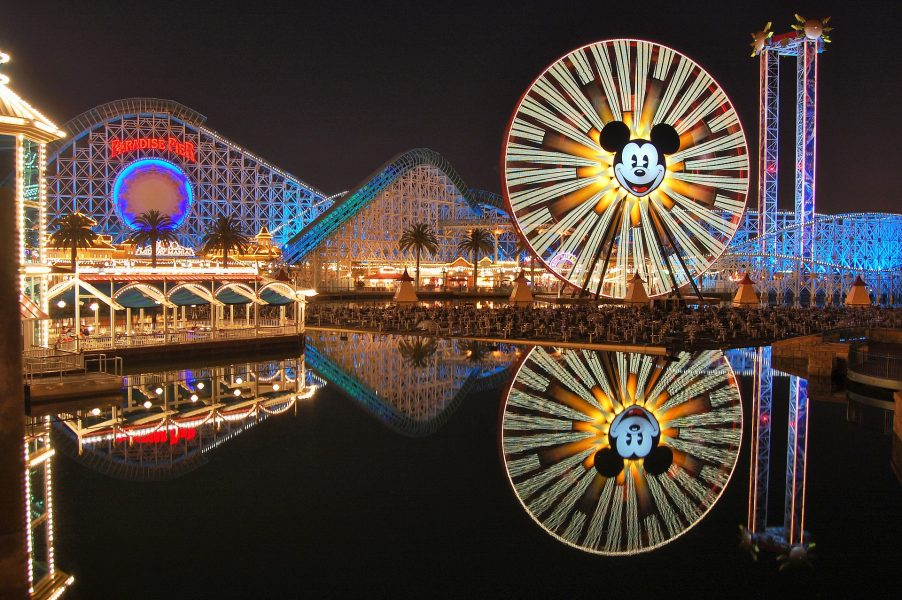 Disneyland has Reopened to the public After 13 months of coronavirus closure.